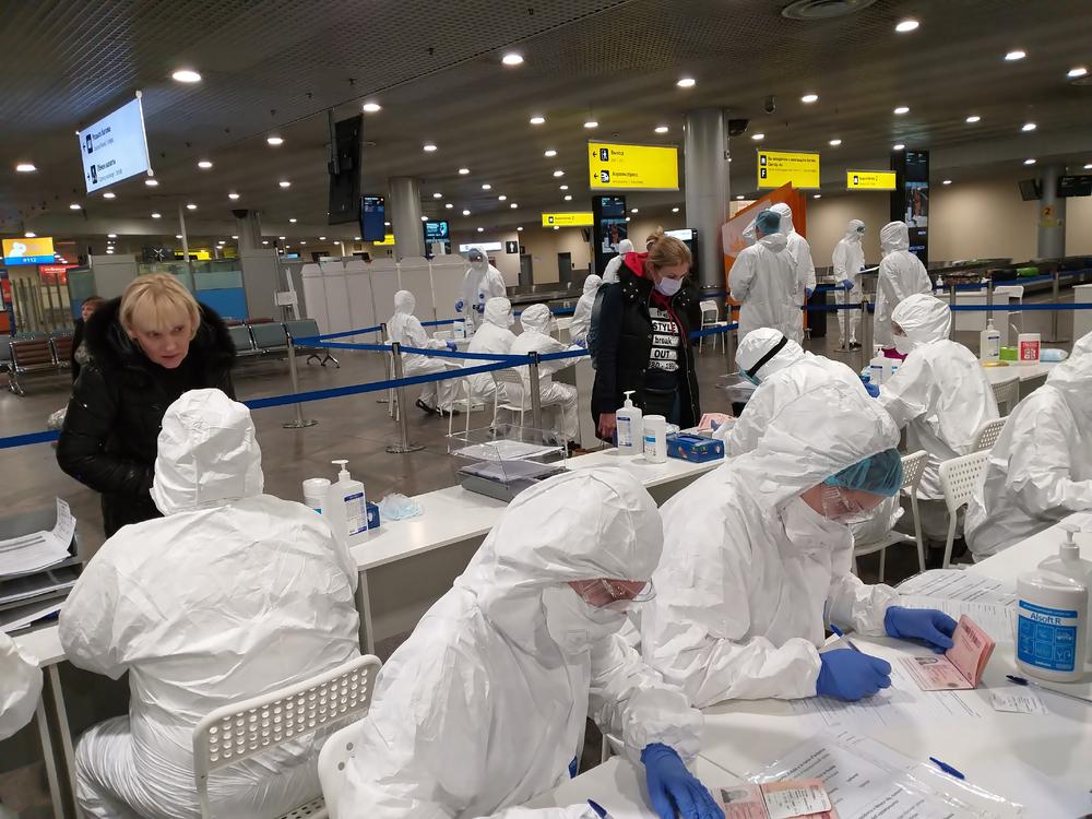 Russischer Covid-Impfstoff zeigt ermutigende Ergebnisse